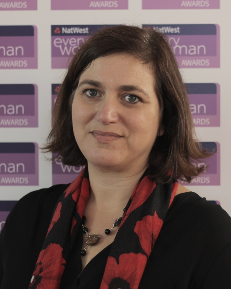 Helena Beard, Managing Director of China Travel Outbound, shortlisted finalist for the NatWest everywoman awards