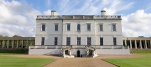 Queens House, Royal Museums Greenwich is a popular visitor attraction for Chinese visitors to the UK