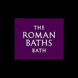 Roman Baths logo